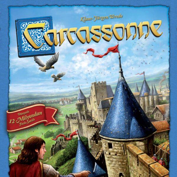 carcassonne kutu oyunları