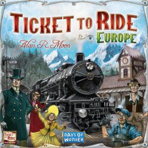 ticket to ride europe kutu oyunları