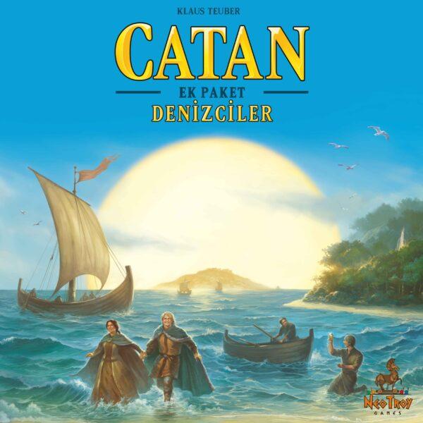 catan denizciler masa oyunu
