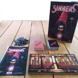 sinners masa oyunu
